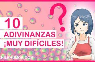 10 Adivinanzas muy difíciles
